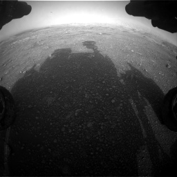 Nasa's Mars rover Curiosity acquired this image using its Front Hazard Avoidance Camera (Front Hazcam) on Sol 2965, at drive 952, site number 84