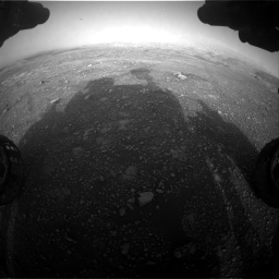 Nasa's Mars rover Curiosity acquired this image using its Front Hazard Avoidance Camera (Front Hazcam) on Sol 2965, at drive 976, site number 84