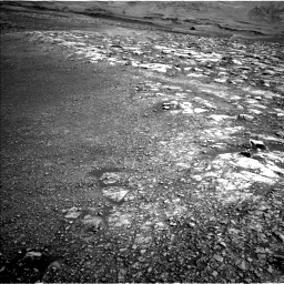 Nasa's Mars rover Curiosity acquired this image using its Left Navigation Camera on Sol 2965, at drive 816, site number 84