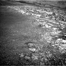 Nasa's Mars rover Curiosity acquired this image using its Left Navigation Camera on Sol 2965, at drive 822, site number 84