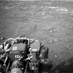 Nasa's Mars rover Curiosity acquired this image using its Left Navigation Camera on Sol 2965, at drive 940, site number 84