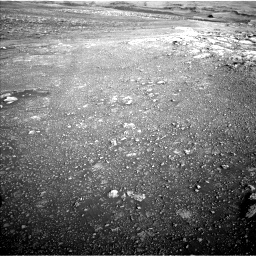 Nasa's Mars rover Curiosity acquired this image using its Left Navigation Camera on Sol 2965, at drive 952, site number 84