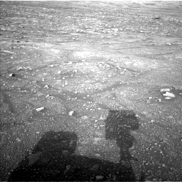 Nasa's Mars rover Curiosity acquired this image using its Left Navigation Camera on Sol 2965, at drive 964, site number 84