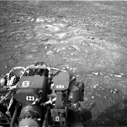 Nasa's Mars rover Curiosity acquired this image using its Left Navigation Camera on Sol 2965, at drive 988, site number 84