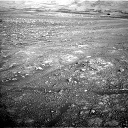 Nasa's Mars rover Curiosity acquired this image using its Left Navigation Camera on Sol 2965, at drive 1012, site number 84