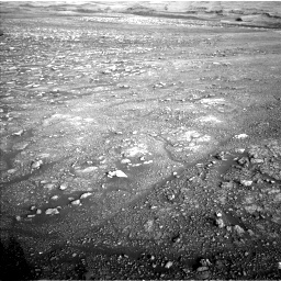 Nasa's Mars rover Curiosity acquired this image using its Left Navigation Camera on Sol 2965, at drive 1018, site number 84