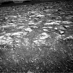 Nasa's Mars rover Curiosity acquired this image using its Right Navigation Camera on Sol 2965, at drive 798, site number 84