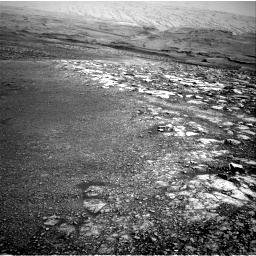 Nasa's Mars rover Curiosity acquired this image using its Right Navigation Camera on Sol 2965, at drive 816, site number 84