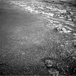 Nasa's Mars rover Curiosity acquired this image using its Right Navigation Camera on Sol 2965, at drive 862, site number 84