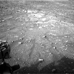 Nasa's Mars rover Curiosity acquired this image using its Right Navigation Camera on Sol 2965, at drive 976, site number 84