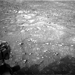 Nasa's Mars rover Curiosity acquired this image using its Right Navigation Camera on Sol 2965, at drive 988, site number 84