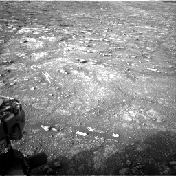 Nasa's Mars rover Curiosity acquired this image using its Right Navigation Camera on Sol 2965, at drive 1000, site number 84