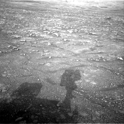 Nasa's Mars rover Curiosity acquired this image using its Right Navigation Camera on Sol 2965, at drive 1006, site number 84