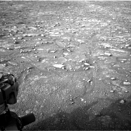 Nasa's Mars rover Curiosity acquired this image using its Right Navigation Camera on Sol 2965, at drive 1018, site number 84