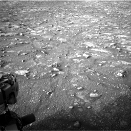 Nasa's Mars rover Curiosity acquired this image using its Right Navigation Camera on Sol 2965, at drive 1024, site number 84