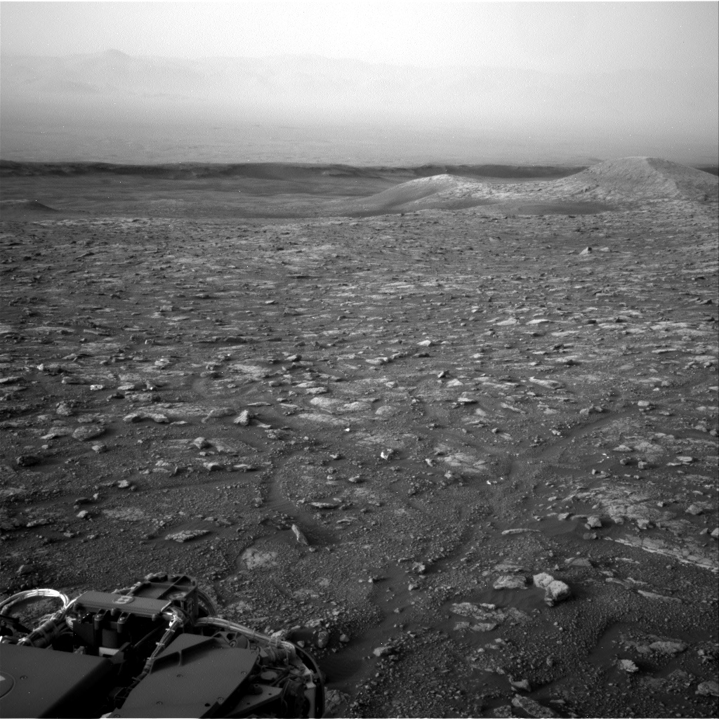 Nasa's Mars rover Curiosity acquired this image using its Right Navigation Camera on Sol 2965, at drive 1030, site number 84