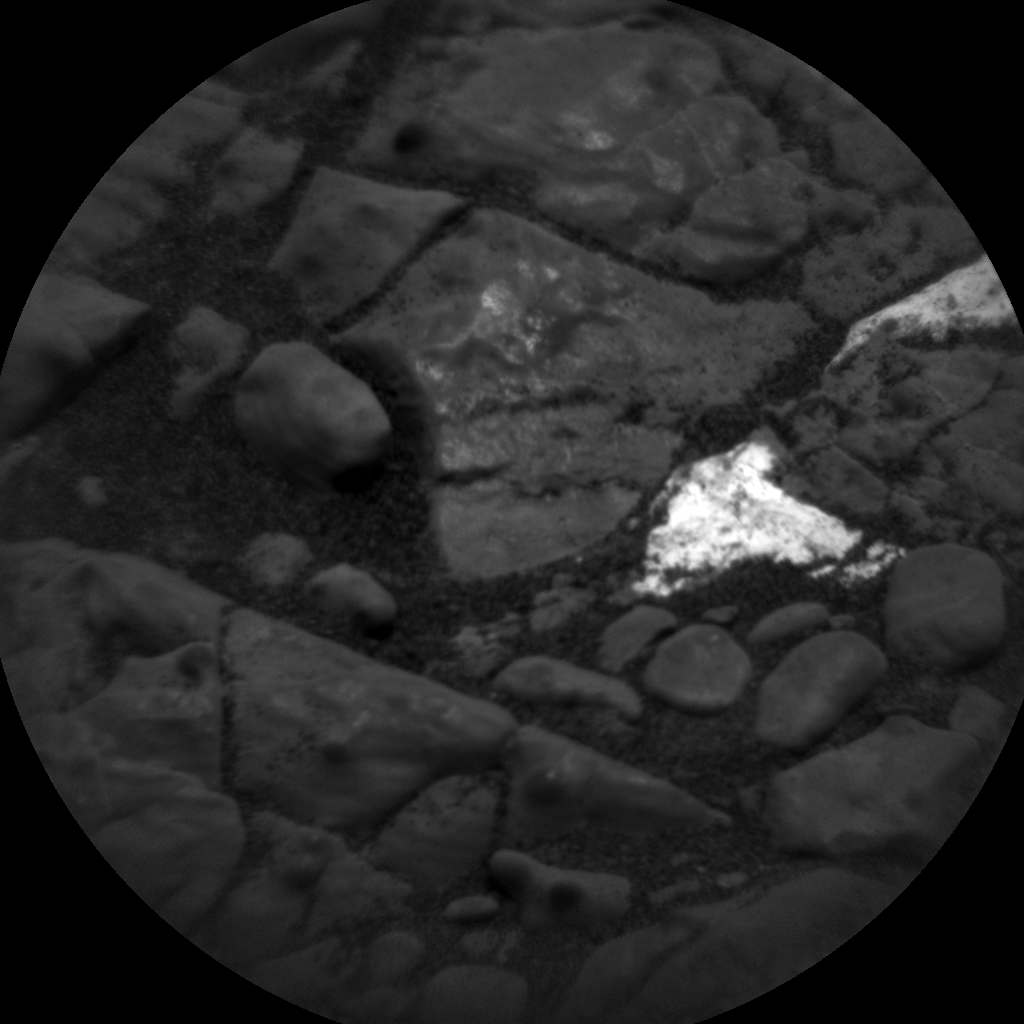 Nasa's Mars rover Curiosity acquired this image using its Chemistry & Camera (ChemCam) on Sol 2965, at drive 540, site number 84
