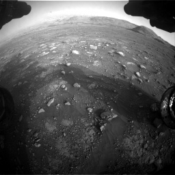 Nasa's Mars rover Curiosity acquired this image using its Front Hazard Avoidance Camera (Front Hazcam) on Sol 2967, at drive 1342, site number 84