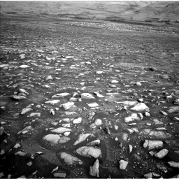 Nasa's Mars rover Curiosity acquired this image using its Left Navigation Camera on Sol 2967, at drive 1138, site number 84