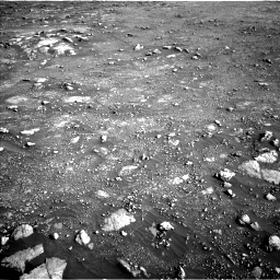 Nasa's Mars rover Curiosity acquired this image using its Left Navigation Camera on Sol 2967, at drive 1204, site number 84