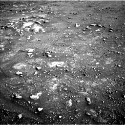 Nasa's Mars rover Curiosity acquired this image using its Left Navigation Camera on Sol 2967, at drive 1222, site number 84