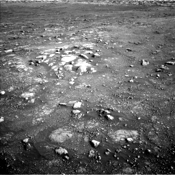 Nasa's Mars rover Curiosity acquired this image using its Left Navigation Camera on Sol 2967, at drive 1228, site number 84