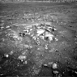 Nasa's Mars rover Curiosity acquired this image using its Left Navigation Camera on Sol 2967, at drive 1240, site number 84