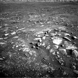 Nasa's Mars rover Curiosity acquired this image using its Left Navigation Camera on Sol 2967, at drive 1252, site number 84