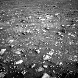 Nasa's Mars rover Curiosity acquired this image using its Left Navigation Camera on Sol 2967, at drive 1282, site number 84