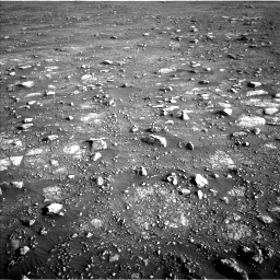 Nasa's Mars rover Curiosity acquired this image using its Left Navigation Camera on Sol 2967, at drive 1306, site number 84