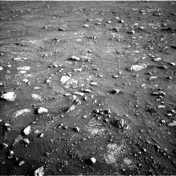 Nasa's Mars rover Curiosity acquired this image using its Left Navigation Camera on Sol 2967, at drive 1336, site number 84