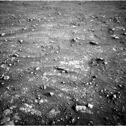 Nasa's Mars rover Curiosity acquired this image using its Left Navigation Camera on Sol 2967, at drive 1354, site number 84