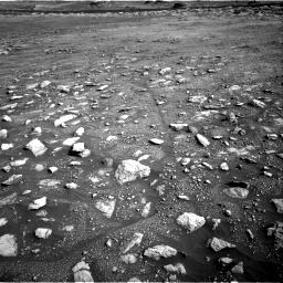 Nasa's Mars rover Curiosity acquired this image using its Right Navigation Camera on Sol 2967, at drive 1138, site number 84