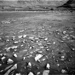 Nasa's Mars rover Curiosity acquired this image using its Right Navigation Camera on Sol 2967, at drive 1156, site number 84