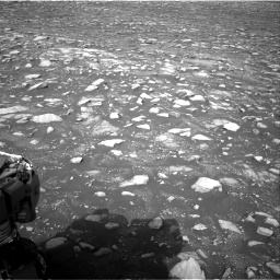 Nasa's Mars rover Curiosity acquired this image using its Right Navigation Camera on Sol 2967, at drive 1180, site number 84