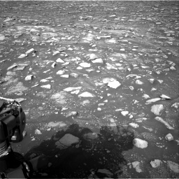 Nasa's Mars rover Curiosity acquired this image using its Right Navigation Camera on Sol 2967, at drive 1192, site number 84