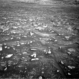 Nasa's Mars rover Curiosity acquired this image using its Right Navigation Camera on Sol 2967, at drive 1216, site number 84