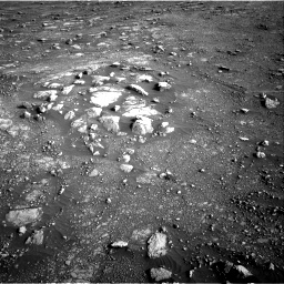 Nasa's Mars rover Curiosity acquired this image using its Right Navigation Camera on Sol 2967, at drive 1246, site number 84