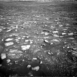 Nasa's Mars rover Curiosity acquired this image using its Right Navigation Camera on Sol 2967, at drive 1252, site number 84