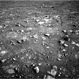 Nasa's Mars rover Curiosity acquired this image using its Right Navigation Camera on Sol 2967, at drive 1294, site number 84