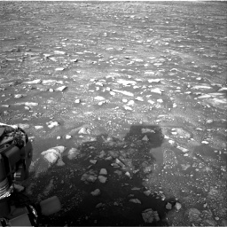 Nasa's Mars rover Curiosity acquired this image using its Right Navigation Camera on Sol 2967, at drive 1300, site number 84