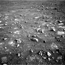 Nasa's Mars rover Curiosity acquired this image using its Right Navigation Camera on Sol 2967, at drive 1318, site number 84