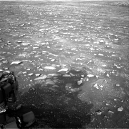Nasa's Mars rover Curiosity acquired this image using its Right Navigation Camera on Sol 2967, at drive 1324, site number 84