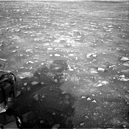 Nasa's Mars rover Curiosity acquired this image using its Right Navigation Camera on Sol 2967, at drive 1336, site number 84
