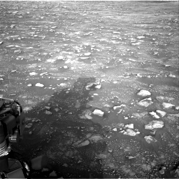 Nasa's Mars rover Curiosity acquired this image using its Right Navigation Camera on Sol 2967, at drive 1342, site number 84