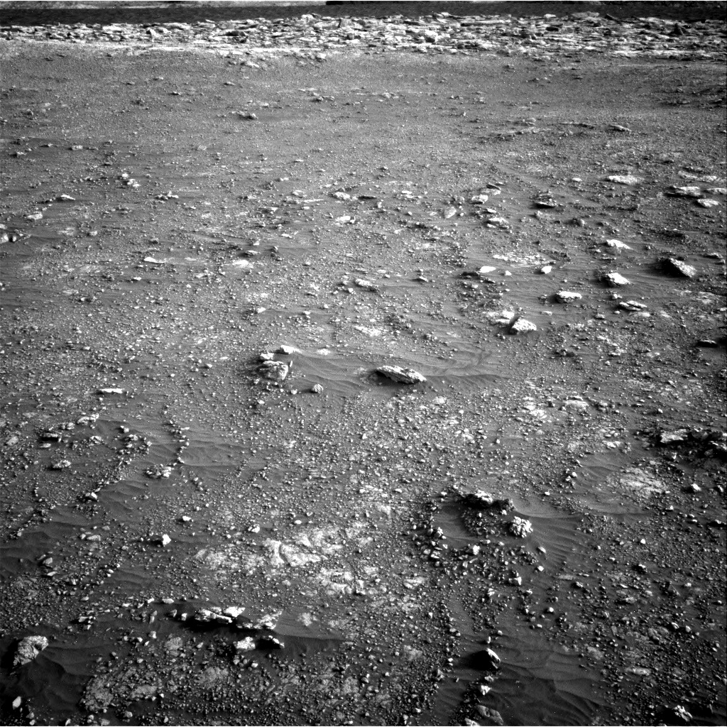 Nasa's Mars rover Curiosity acquired this image using its Right Navigation Camera on Sol 2967, at drive 1360, site number 84