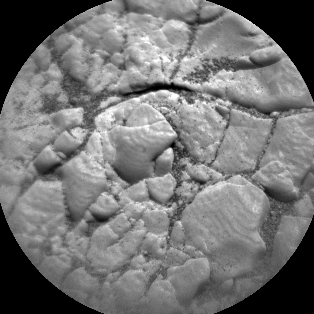 Nasa's Mars rover Curiosity acquired this image using its Chemistry & Camera (ChemCam) on Sol 2967, at drive 1030, site number 84