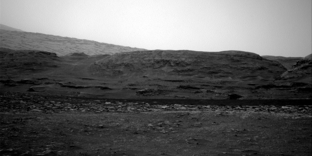Nasa's Mars rover Curiosity acquired this image using its Right Navigation Camera on Sol 2968, at drive 1360, site number 84
