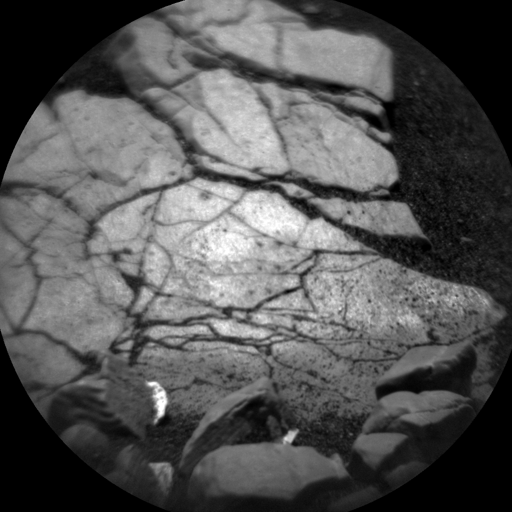 Nasa's Mars rover Curiosity acquired this image using its Chemistry & Camera (ChemCam) on Sol 2968, at drive 1360, site number 84