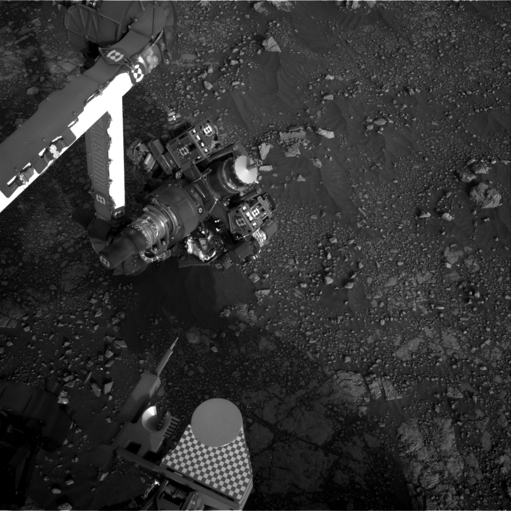 Nasa's Mars rover Curiosity acquired this image using its Right Navigation Camera on Sol 2969, at drive 1360, site number 84